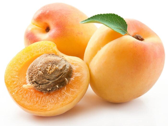 абрикос – 9.5 г