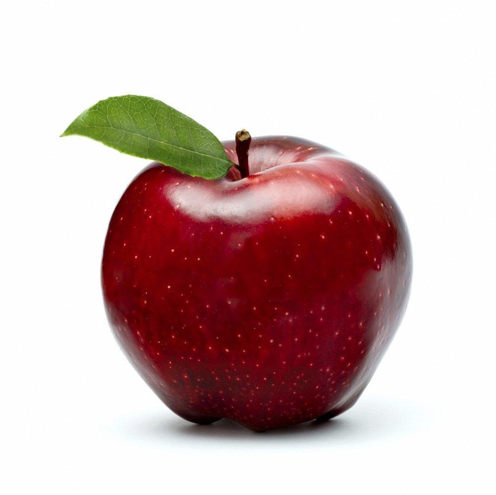 яблоко – 9,8 г